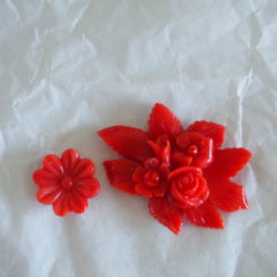 sculptures fleurs Crescenzo Gaglione non montées